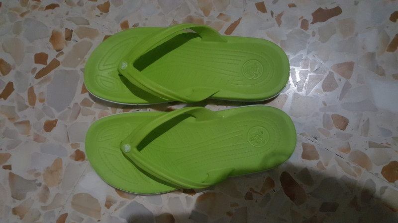 Image 1 from Maria of Crocs - Crocband Flip - Sandals