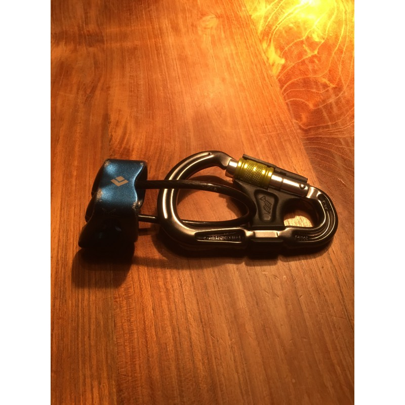 Image 1 from Ivo of DMM - Belay Master 2 - HMS carabiners