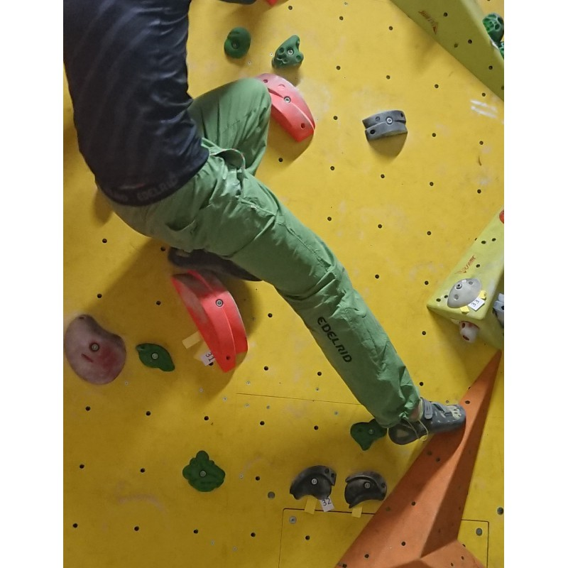 Image 1 from Daniel of Edelrid - Legacy Pants II - Climbing trousers