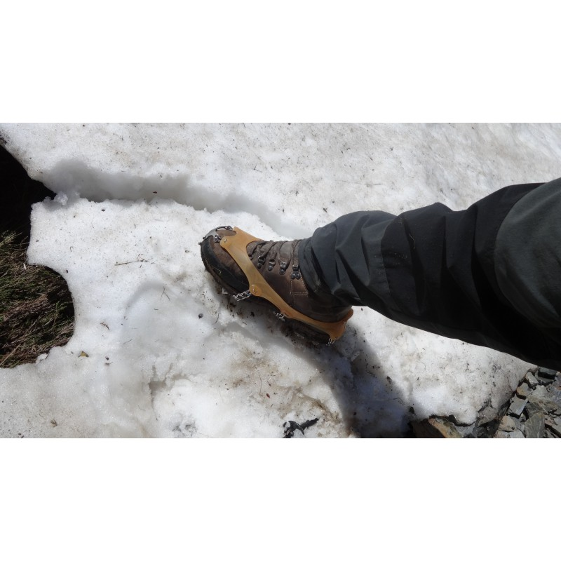 Image 1 from Ronald of Edelrid - Spiderpick - Ice cleats