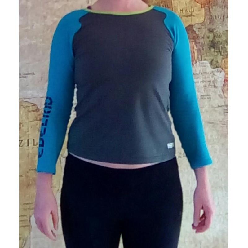 Image 1 from Stefanie of Edelrid - Women's Misery LS - Long-sleeve