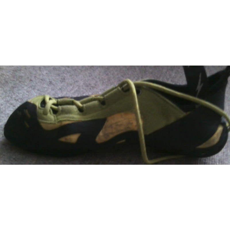 Image 1 from kerstin of Evolv - Pontas Lace - Climbing shoes