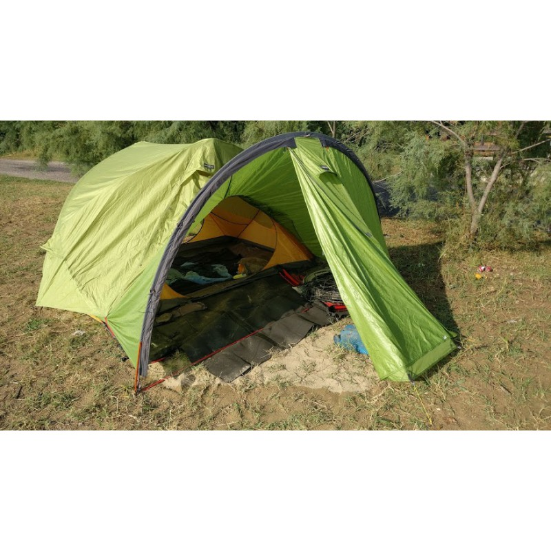 Image 5 from Paul of Exped - Doublemat Evazote - Sleeping pad