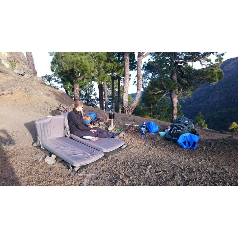 Image 1 from Paul of Exped - Doublemat Evazote - Sleeping pad