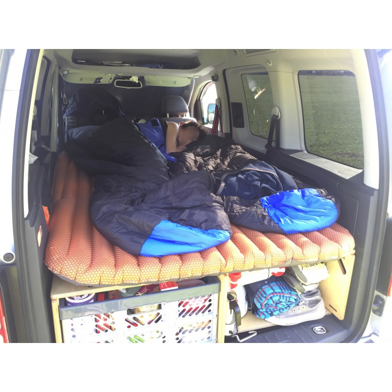 Image 1 from Andre of Exped - SynMat HL Duo - Sleeping mat