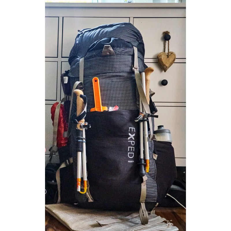 Image 1 from Jan of Exped - Thunder 70 - Trekking backpack