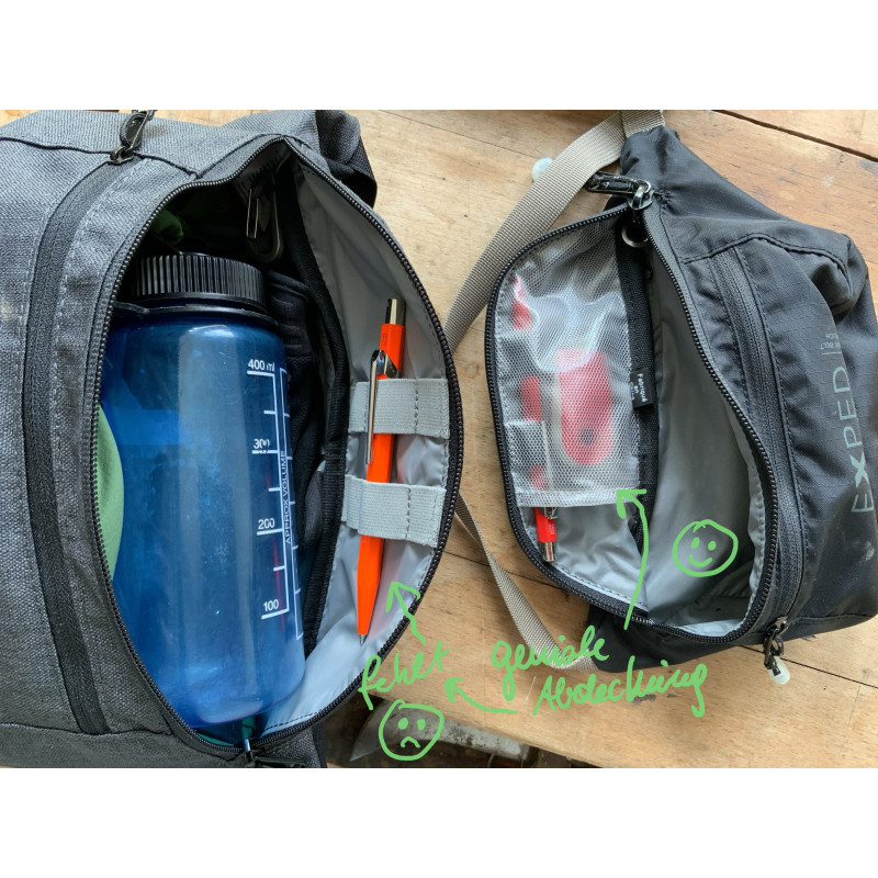 Image 1 from Ulf of Exped - Travel Belt Pouch - Hip bag