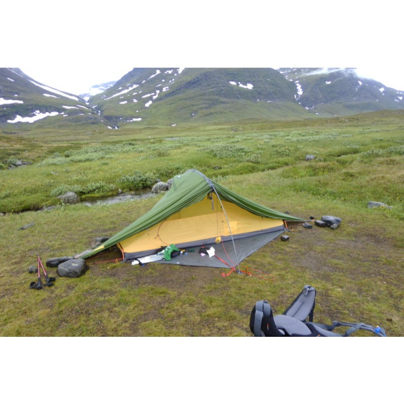 Image 6 from Felix of Exped - Vela I Extreme - 1-person tent
