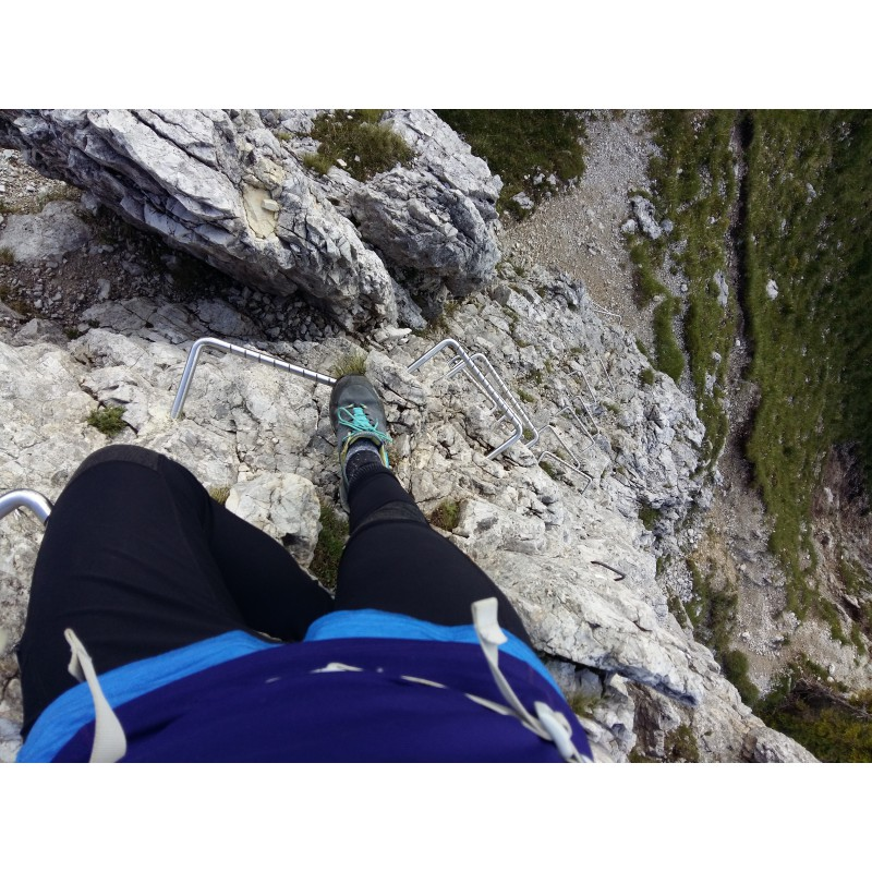 Image 1 from Felicitas of Fjällräven - Women's Abisko Trekking Tights - Walking trousers