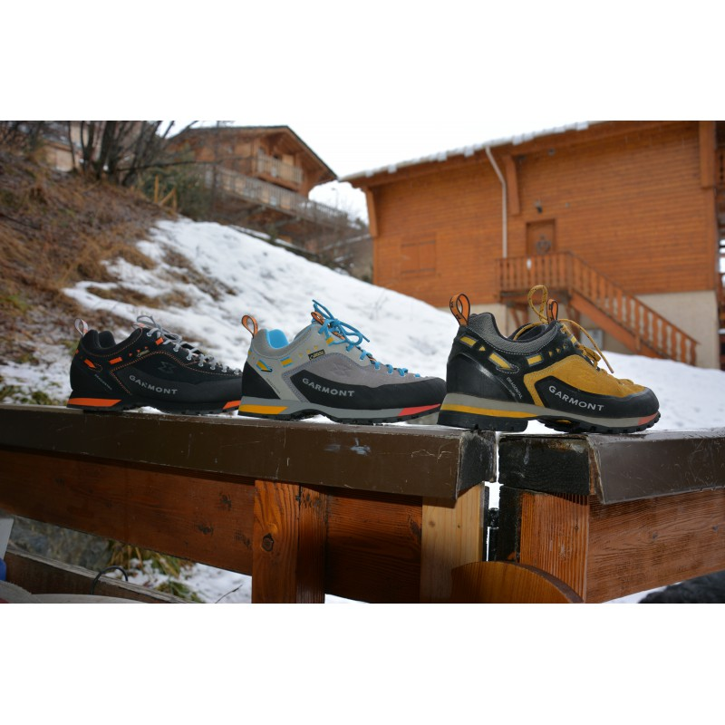 Image 1 from NATHALIE of Garmont - Dragontail LT GTX - Approach shoes