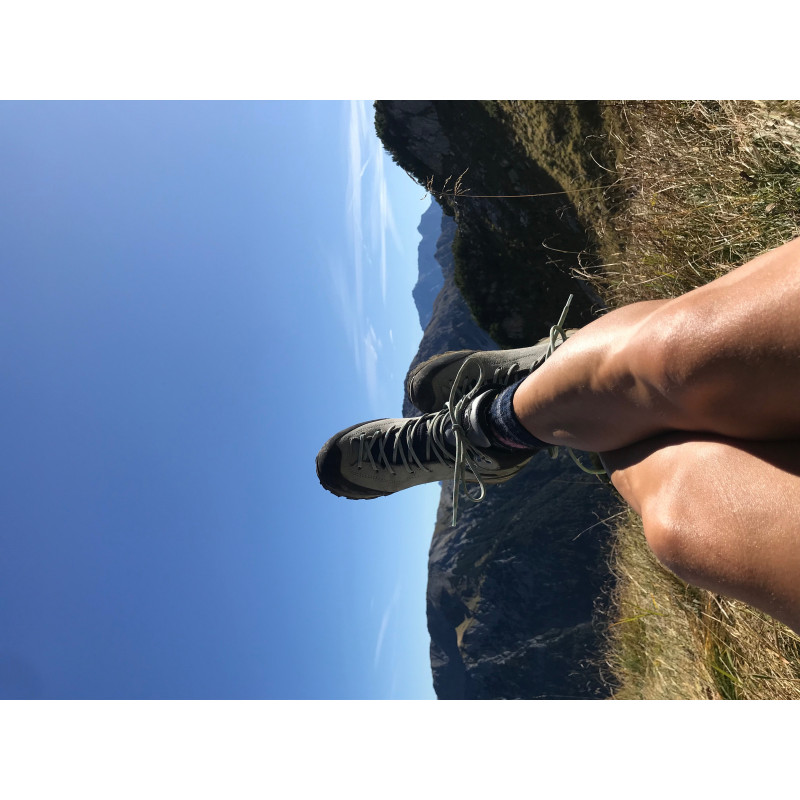 Image 1 from Andrea of Garmont - Women's Ascent GTX - Mountaineering boots