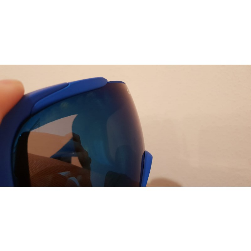 Image 2 from Sabrina of Giro - Compass Grey Cobalt - Ski goggles
