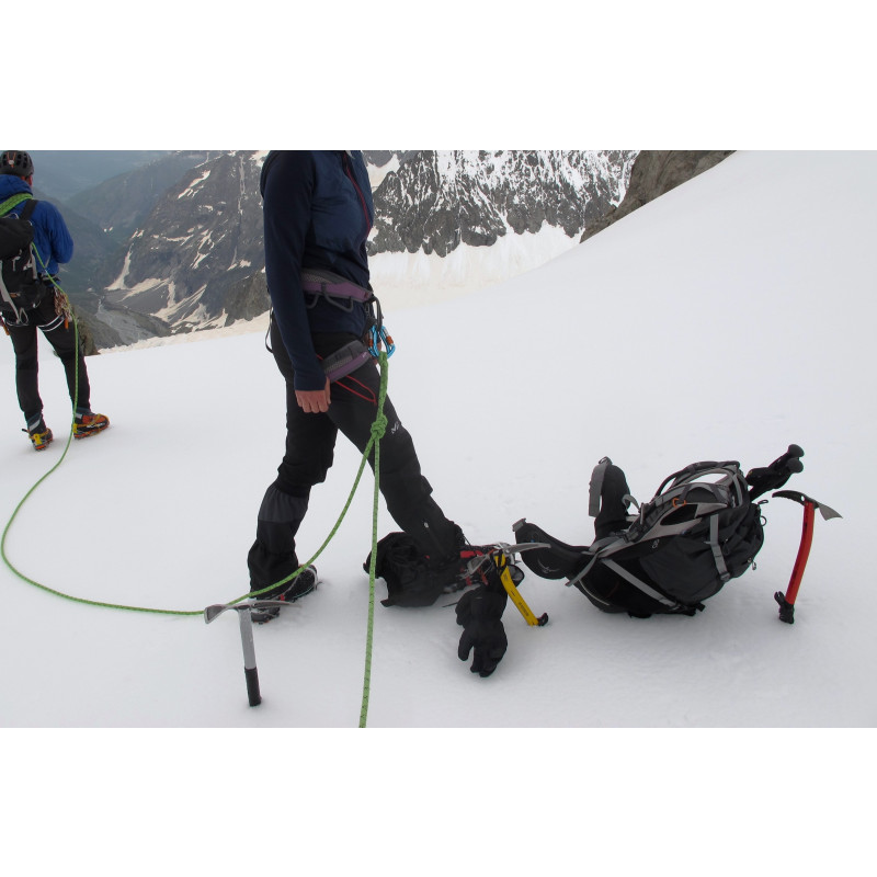 Image 1 from JEAN-PAUL of Grivel - Air Tech Evolution Bergfreunde Edition - Ice axe