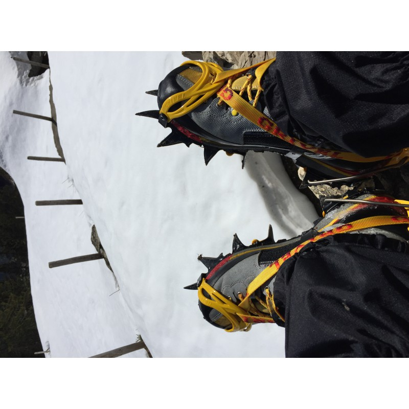 Image 1 from Stefan of Grivel - G12 - Crampon