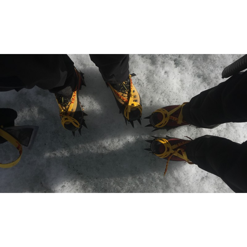Image 1 from Vanessa Sylvana of Grivel - G12 - Crampons