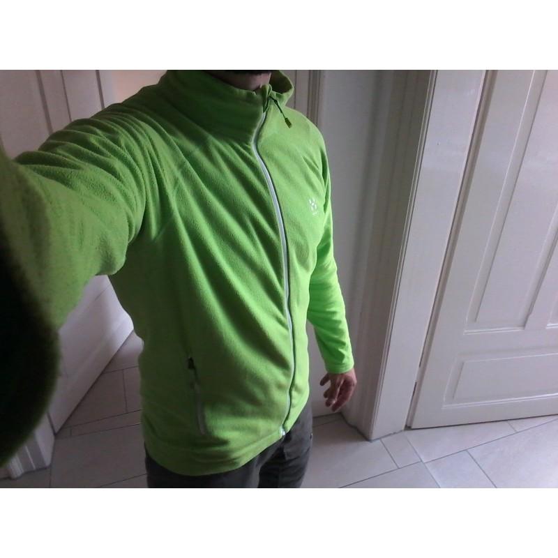 Image 1 from Daniel of Haglöfs - Astro II Jacket - Fleece jacket