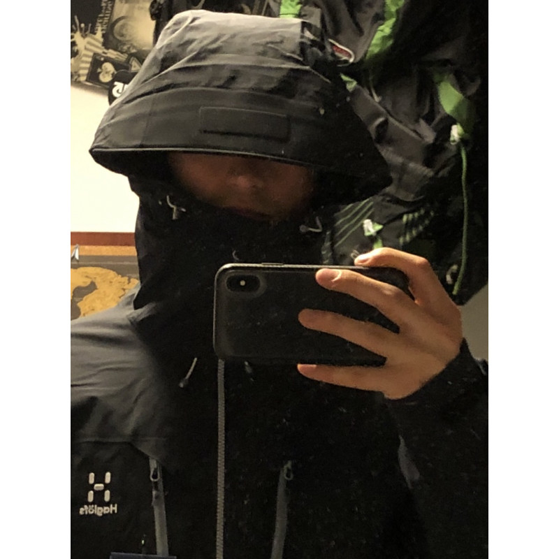 Image 1 from Timo of Haglöfs - Spitz Jacket - Waterproof jacket