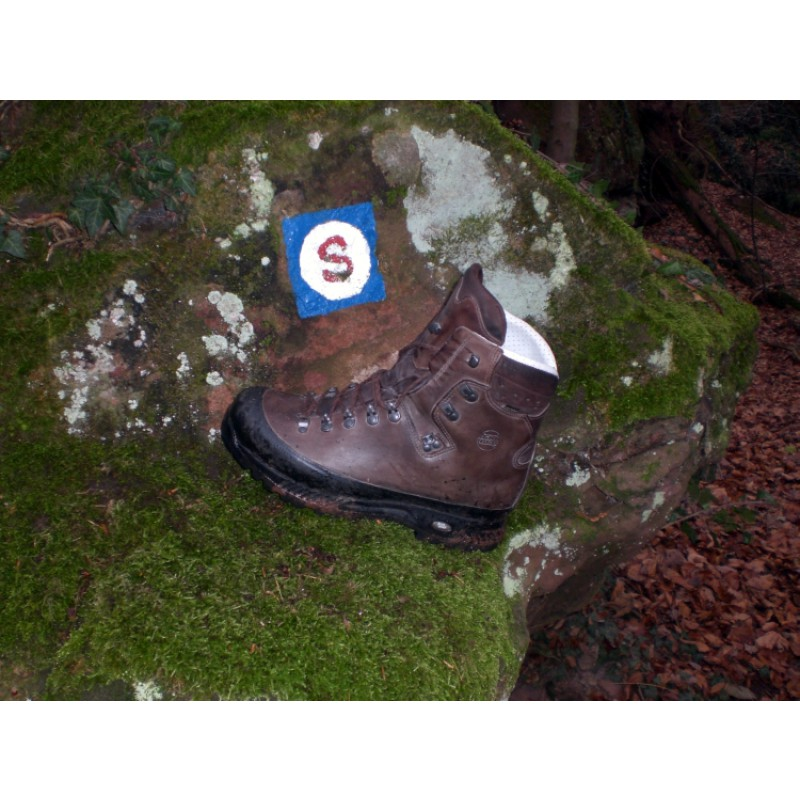 Image 1 from Andreas of Hanwag - Alaska GTX - Trekking shoes