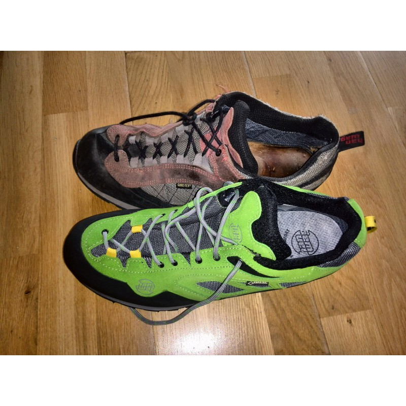 Image 1 from Joachim of Hanwag - Approach II GTX - Approach shoes