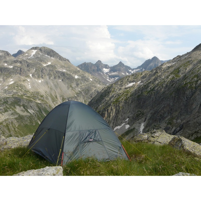 Image 2 from Claude of Helsport - Trolltind Superlight 2 - 2-person tent
