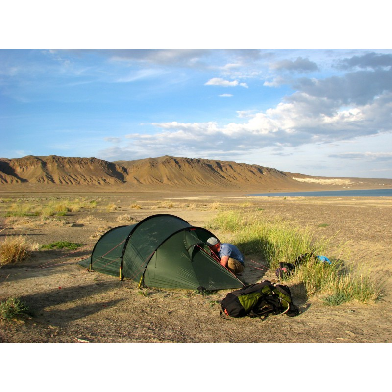 Image 1 from Bernd of Hilleberg - Nallo 3 GT - 3-person tent