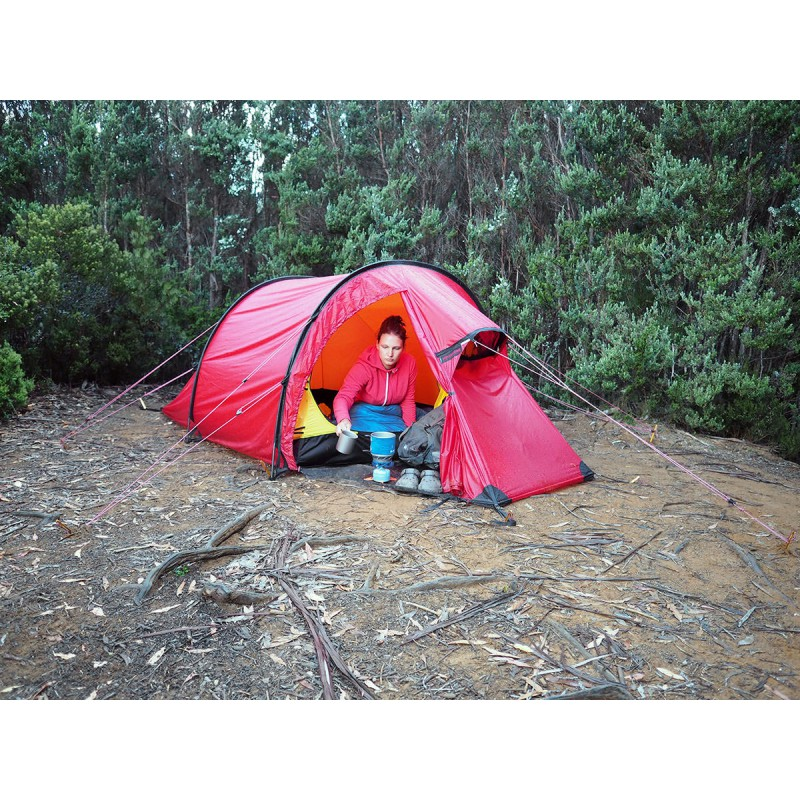 Image 1 from Kathrin of Hilleberg - Nammatj 3 - 3-person tent