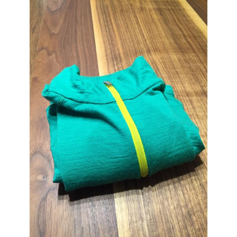Image 4 from Gear-Tipp of Icebreaker - Oasis LS Half Zip - Merino long-sleeve