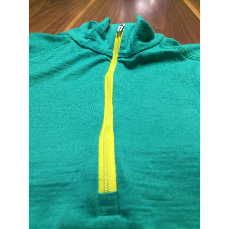 Image 3 from Gear-Tipp of Icebreaker - Oasis LS Half Zip - Functional long-sleeve