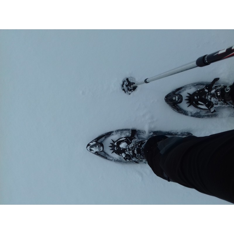 Image 2 from André of Inook - Oxm - Snowshoes