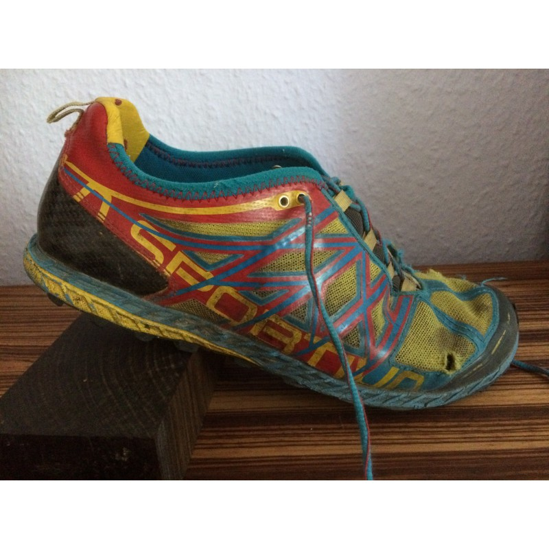 Image 1 from David of La Sportiva - Anakonda - Trail running shoes
