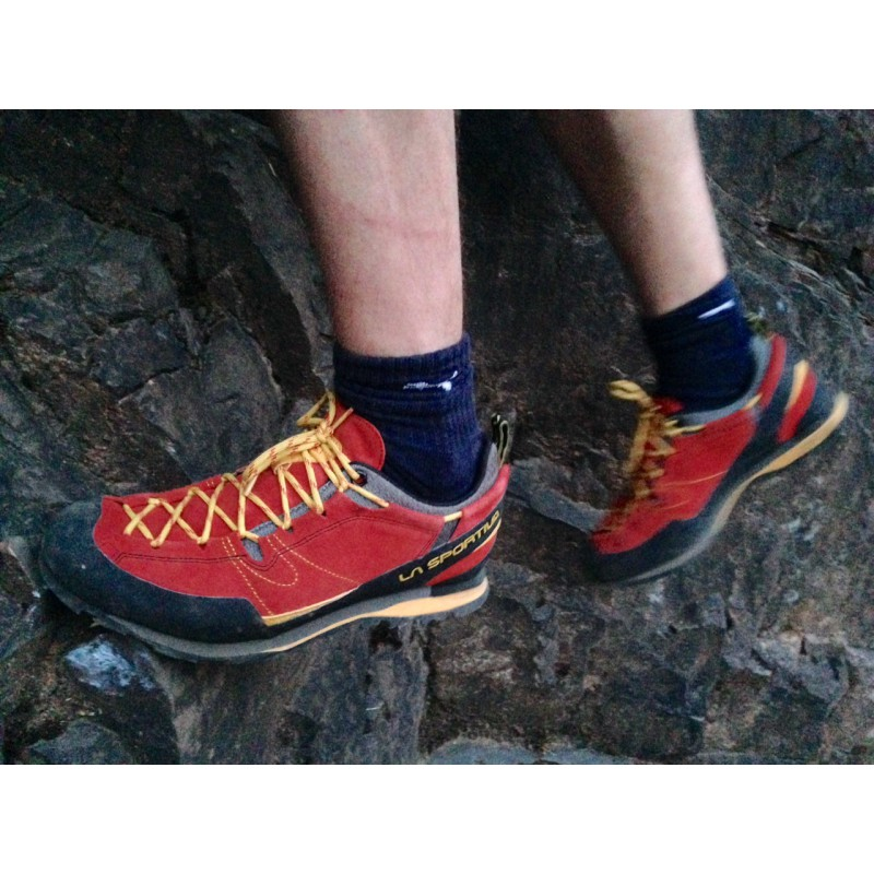Image 1 from Petra of La Sportiva - Boulder X - Approach shoes