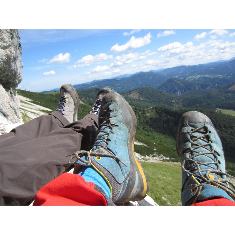 Image 1 from Samuel of La Sportiva - Boulder X Mid GTX - Approach shoes