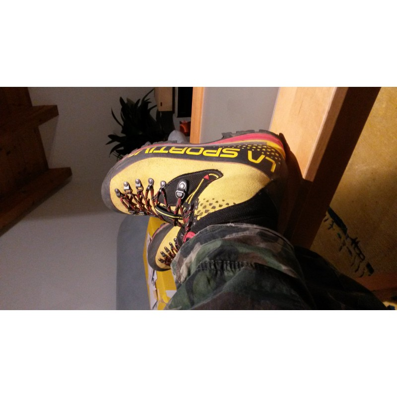 Image 1 from Marcus  of La Sportiva - Nepal Cube GTX - Mountaineering boots