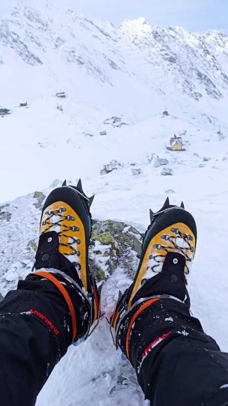 Image 1 from Adrian of La Sportiva - Nepal Extreme - Mountaineering boots