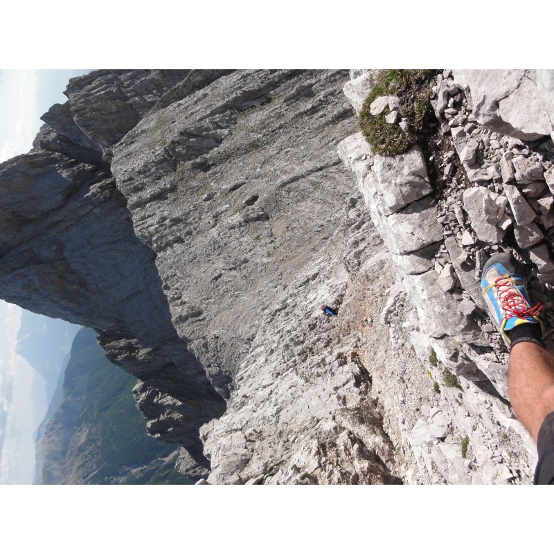 Image 1 from Andreas of La Sportiva - Scratch - Approach shoes