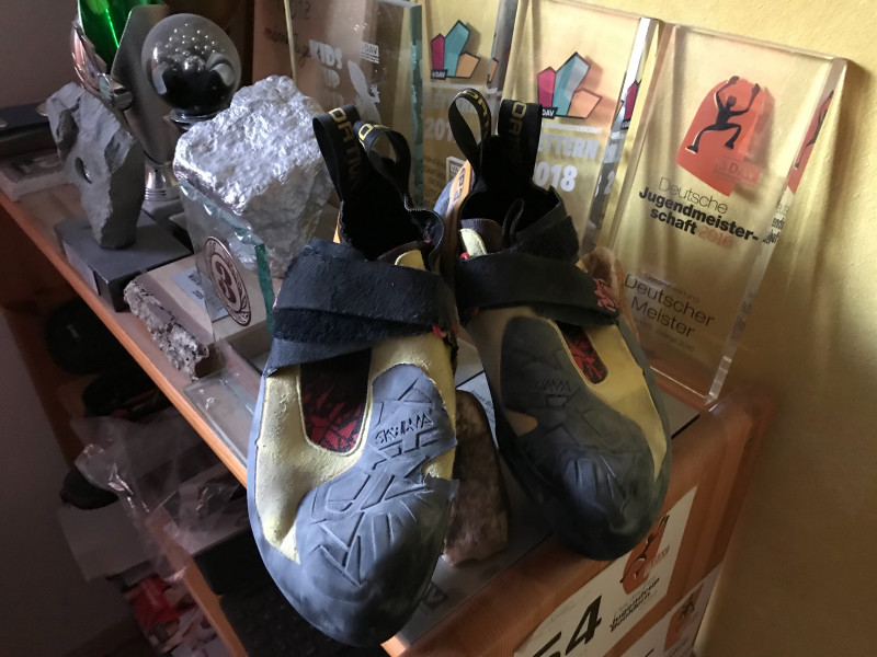 Image 1 from Frank of La Sportiva - Skwama - Climbing shoes