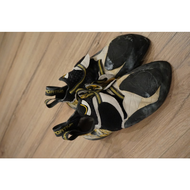 Image 2 from Benjamin of La Sportiva - Solution - Climbing shoes