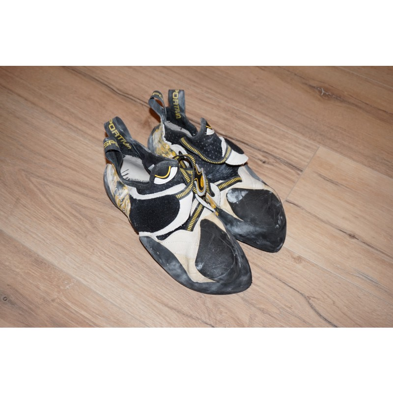 Image 1 from Benjamin of La Sportiva - Solution - Climbing shoes