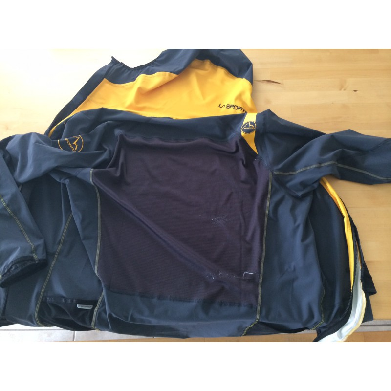 Image 1 from Elmar of La Sportiva - Stratos Racing Jacket - Running jacket
