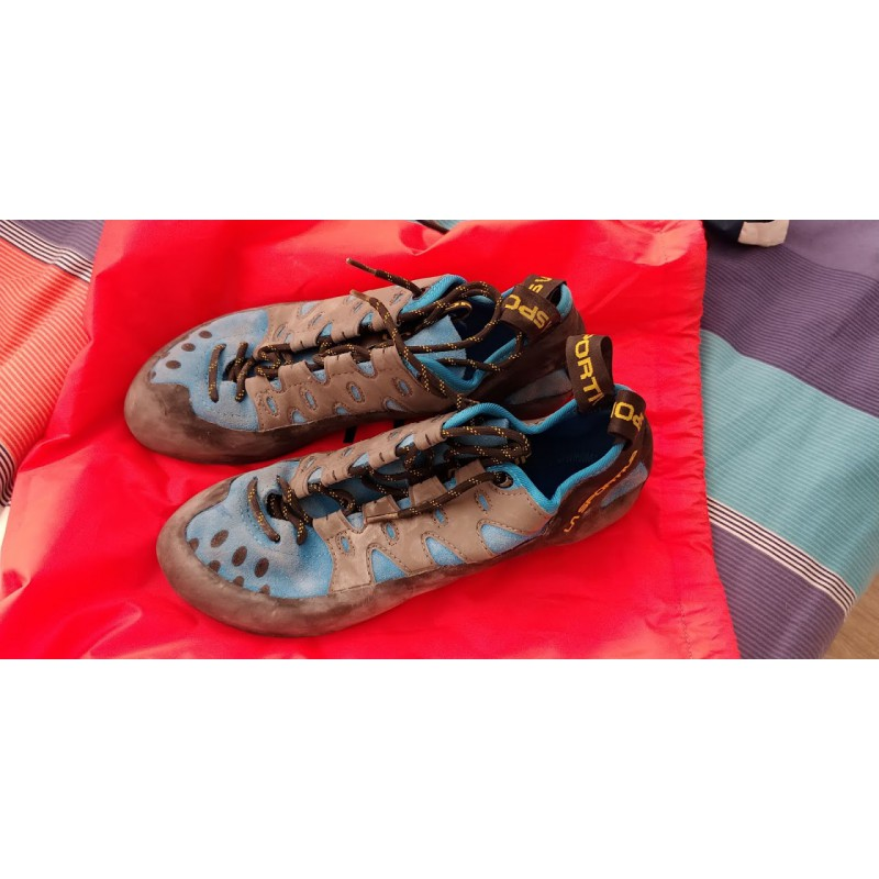 Image 1 from Hervé of La Sportiva - Tarantulace - Climbing shoes