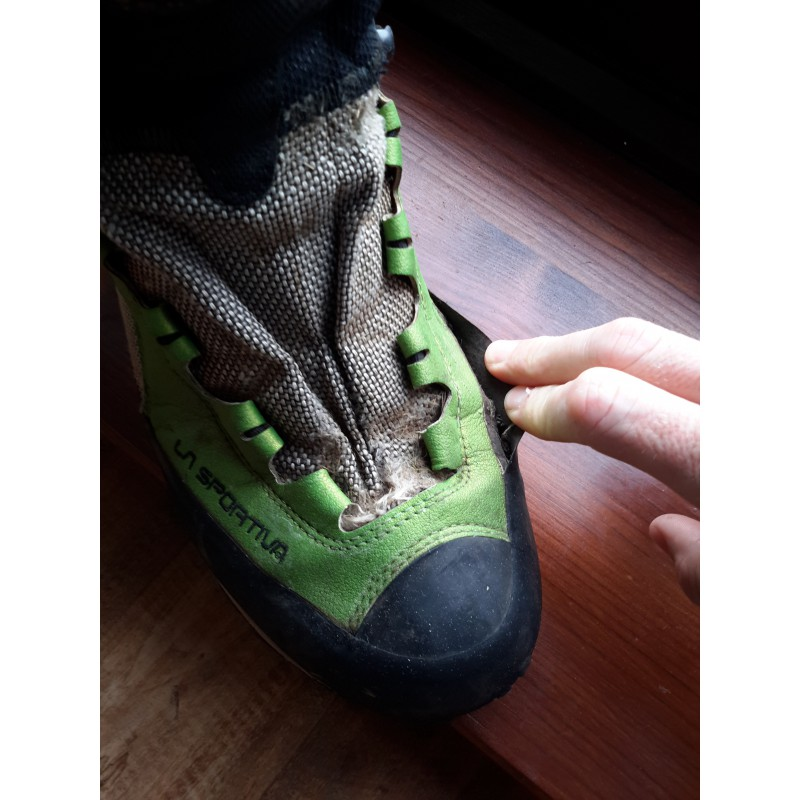 Image 1 from Rik of La Sportiva - Trango S Evo GTX - Mountaineering boots