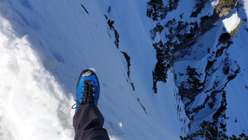 Image 1 from Frank of La Sportiva - Trango Tower GTX - Mountaineering boots