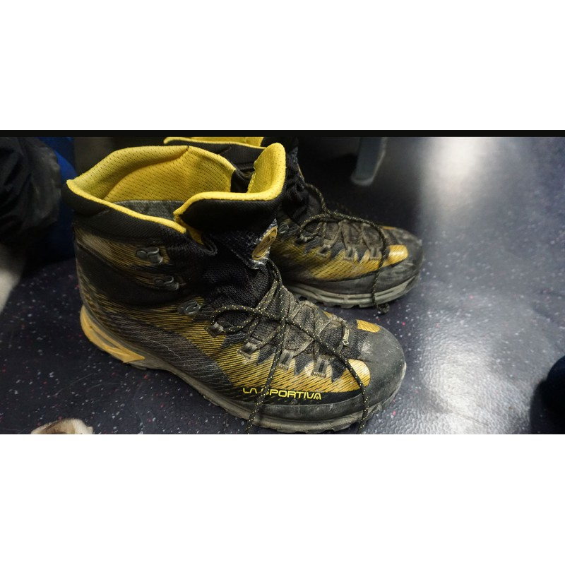 Image 1 from Karlheinz of La Sportiva - Trango TRK Evo GTX - Walking boots