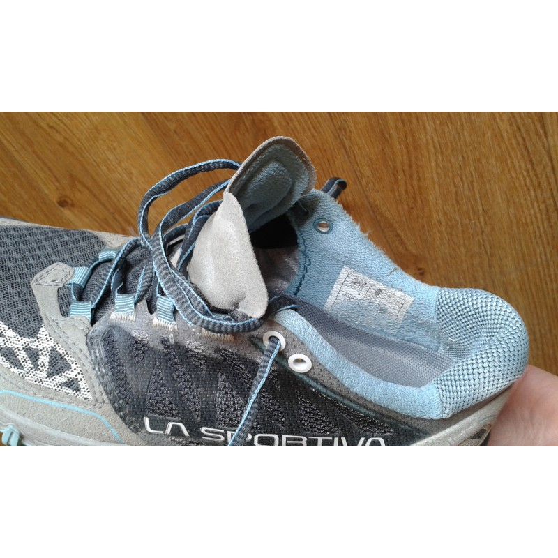 Image 2 from Stefanie  of La Sportiva - Women's Bushido - Trail running shoes