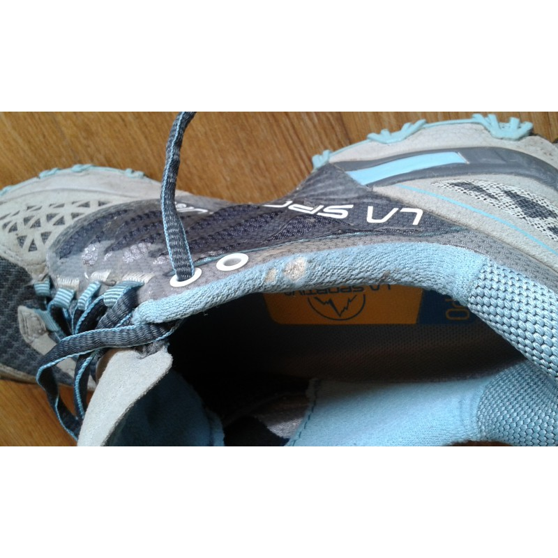 Image 1 from Stefanie  of La Sportiva - Women's Bushido - Trail running shoes