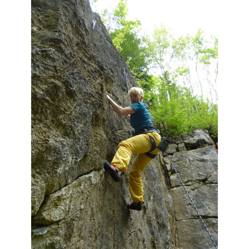 Image 1 from Jacqueline of La Sportiva - Women's Kalymnos Pant - Climbing pant