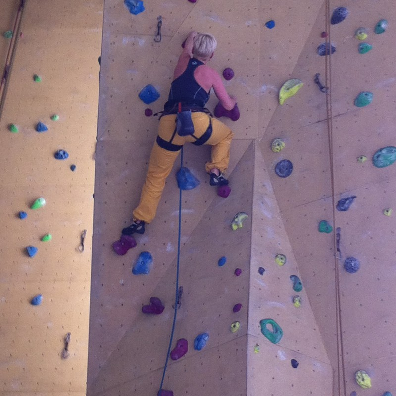 Image 2 from Jacqueline of La Sportiva - Women's Kalymnos Pant - Climbing pant