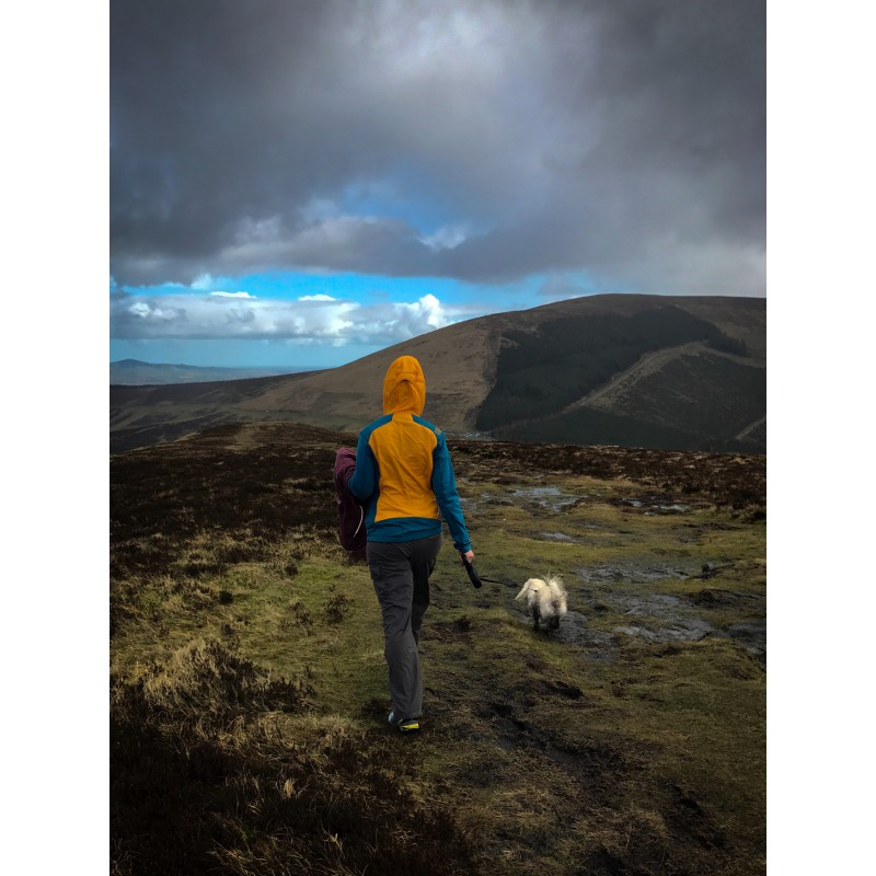 Image 1 from Lukas of La Sportiva - Women's Siren 2.0 Hoody - Synthetic jacket