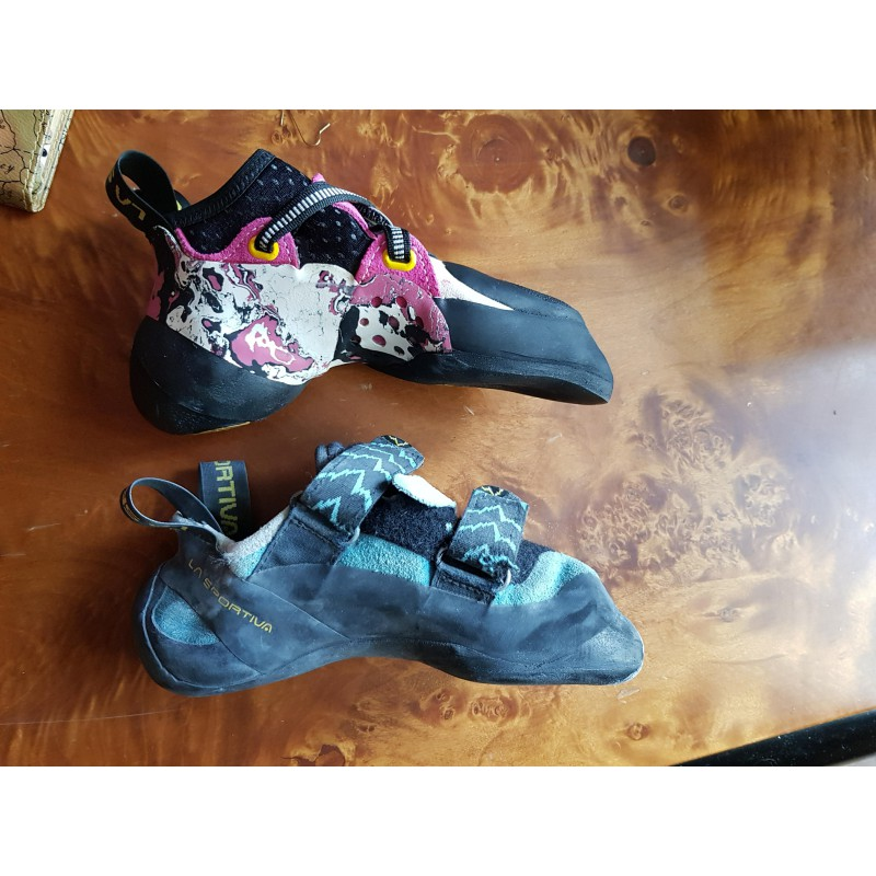 Image 2 from Camille of La Sportiva - Women's Solution - Climbing shoes