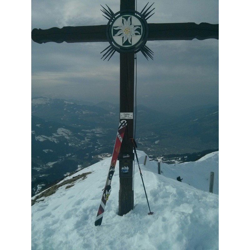 Image 1 from Marcel of Leki - Big Mountain Basket - Ski poles
